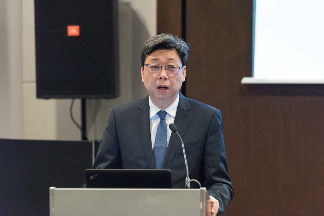 上海市住建委总工程师刘千伟先生