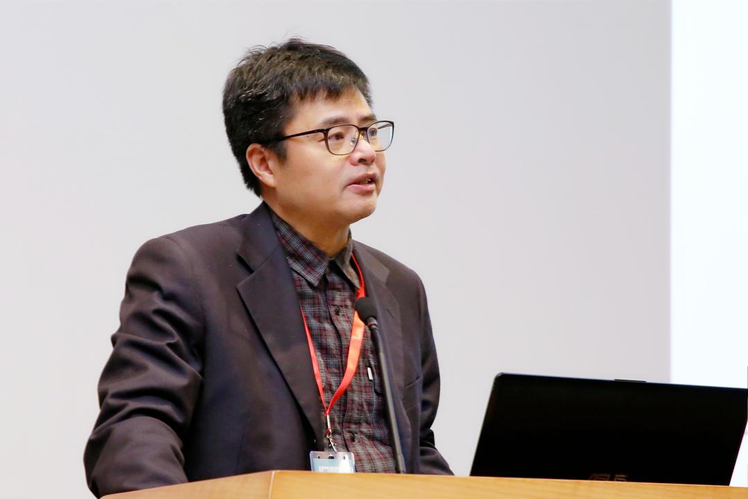同济大学张其林教授