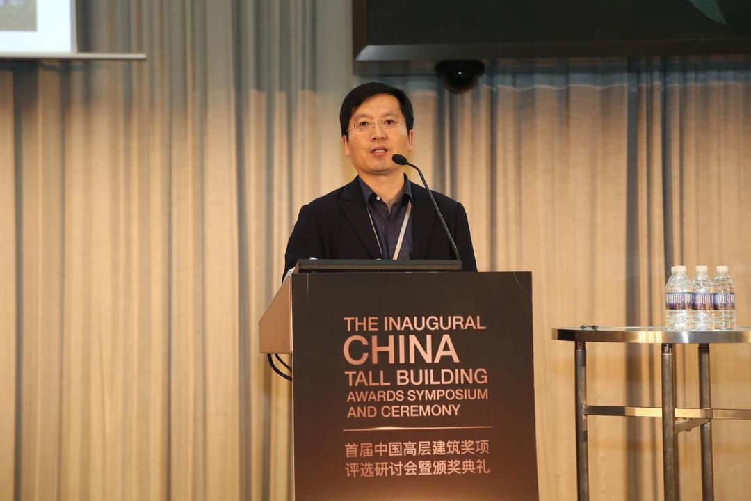 王文胜副总裁做专题演讲