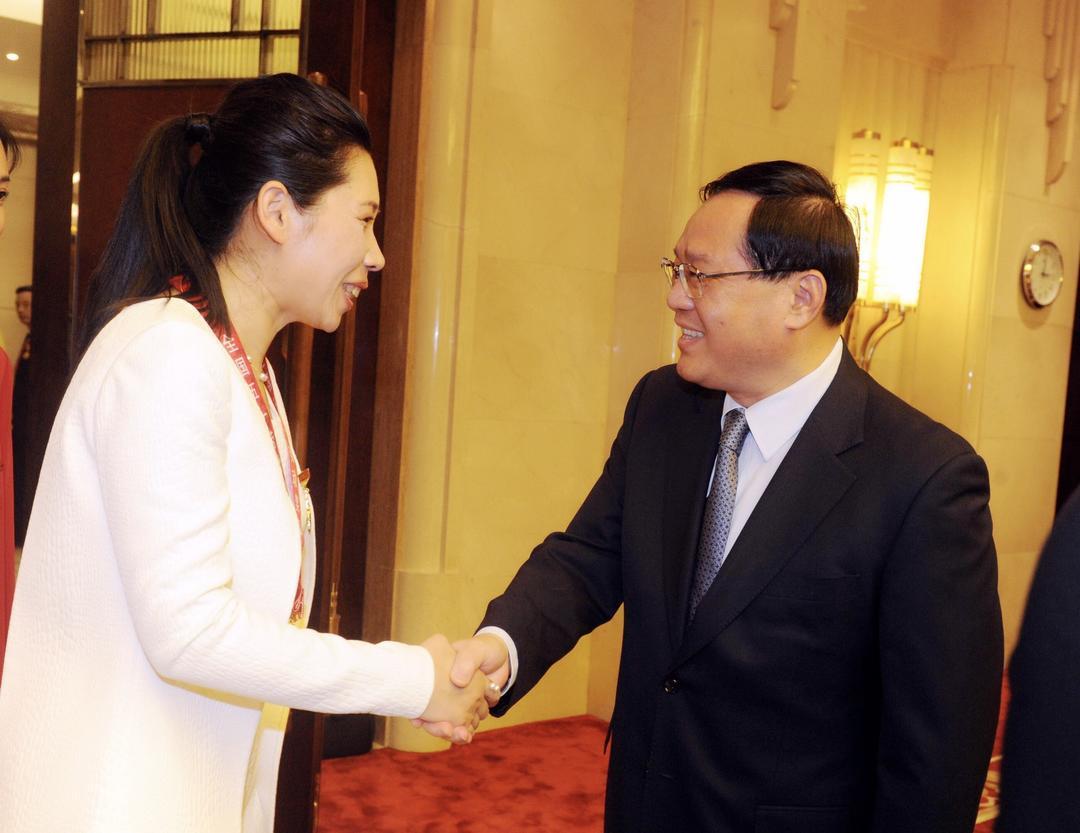 中共中央政治局委员、上海市委书记李强接见姚启明