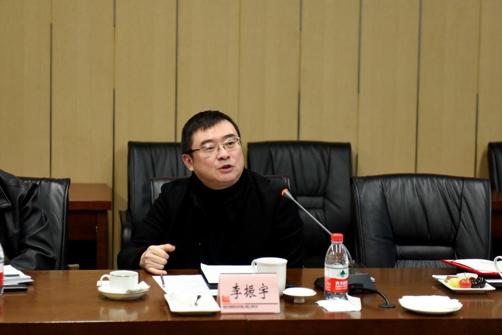 同济大学建筑与城市规划学院院长李振宇教授