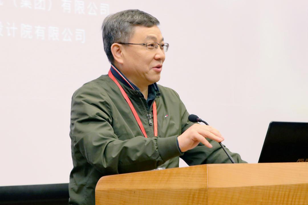 全国工程勘察设计大师、中国交通建设股份有限公司总工程师张喜刚