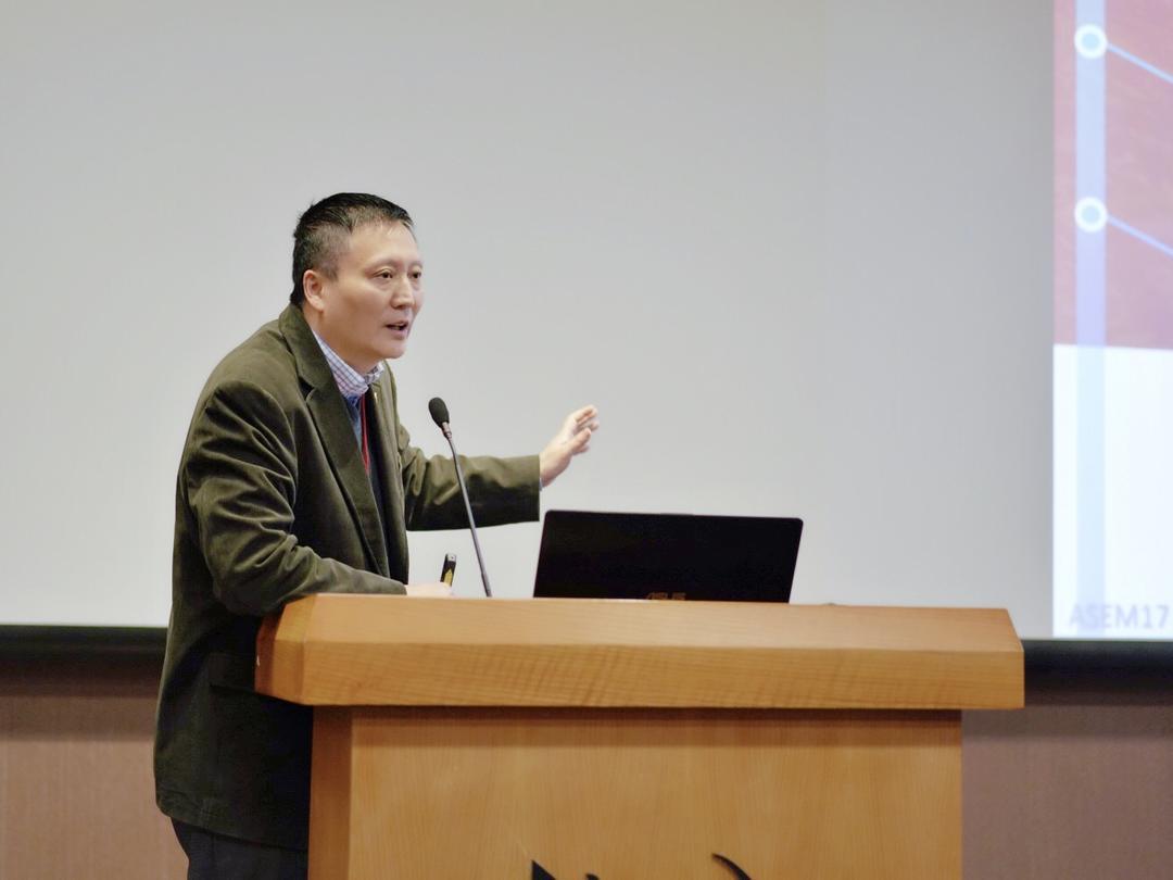 香港理工大学倪一清教授