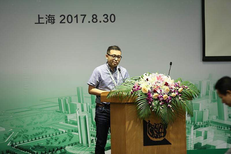 CCDI悉地国际运营管理副总经理 张鑫