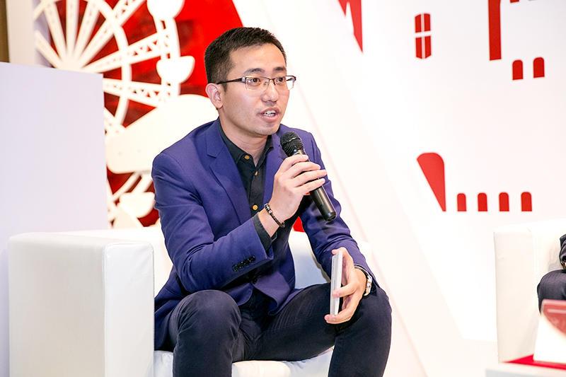 TJAD品牌策劃部副主任 毛華