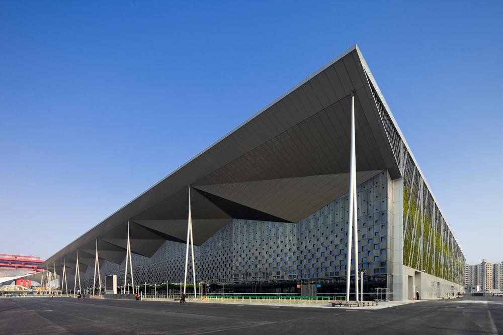 上海世博会主题馆获杰出工程勘察设计项目