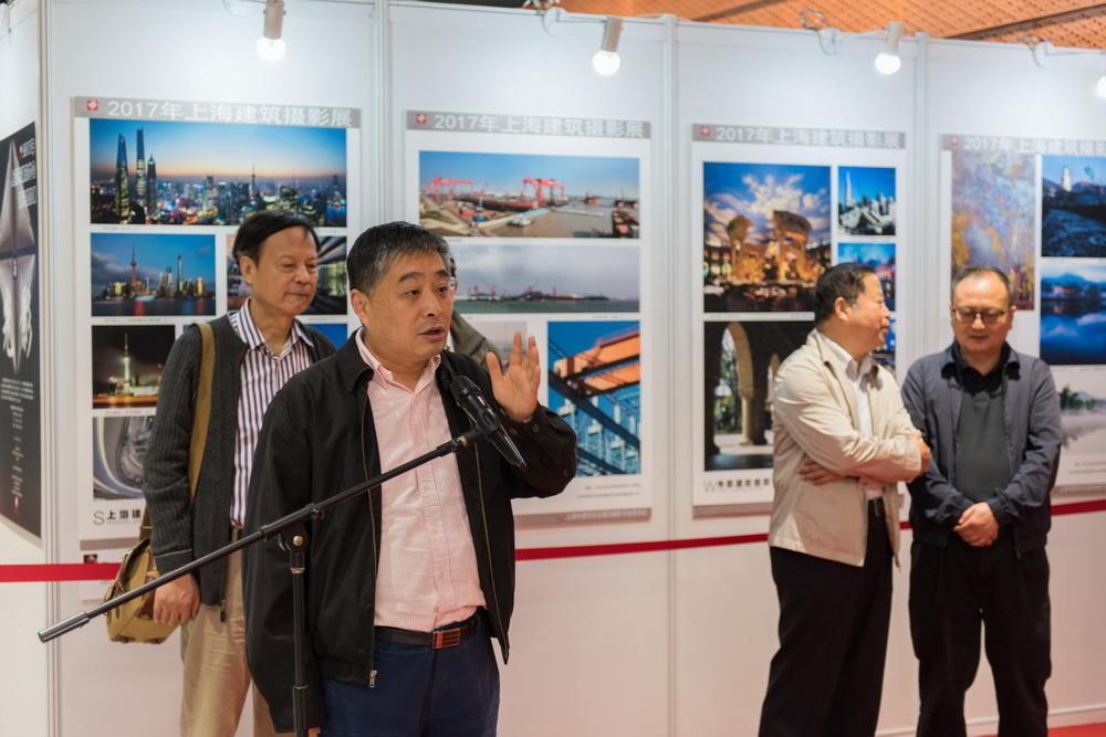 上海市建筑学会副理事长兼秘书长叶松青