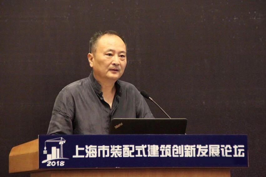 同济设想集团总裁 王健