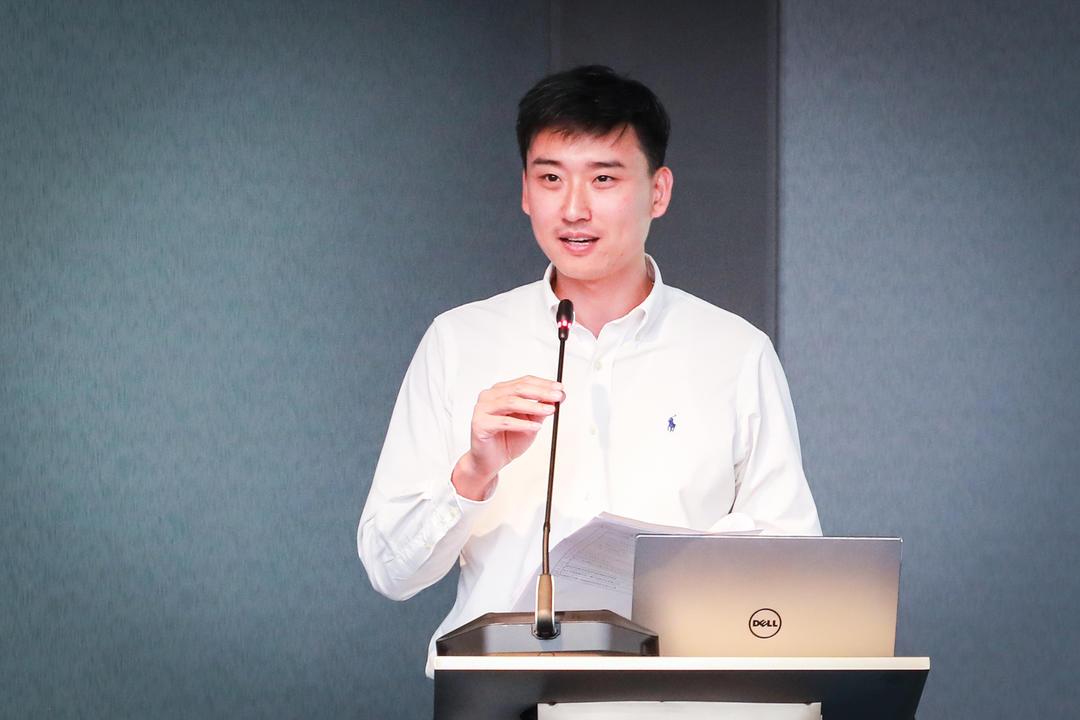 集团副总工程师吴宏磊