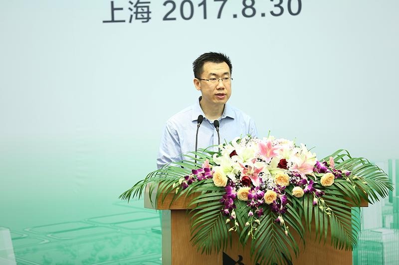 CCDI悉地国际集团副总经理 李岩