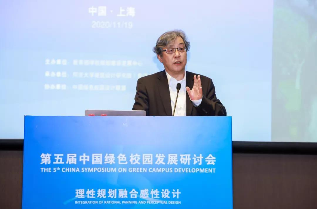 同济大学副校长、中国工程院院士 吴志强