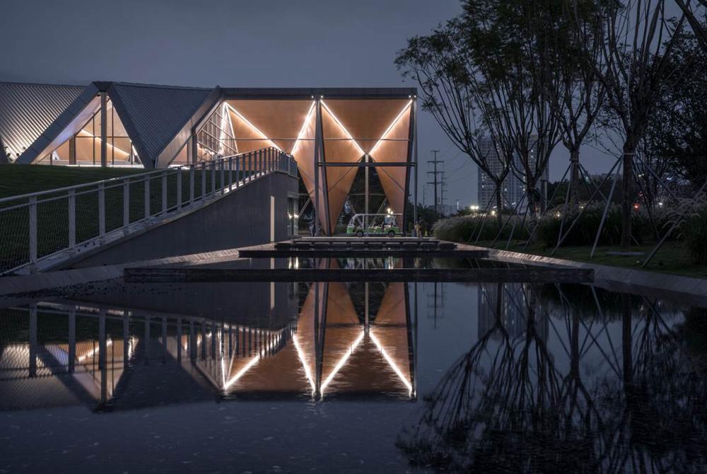 深圳茅洲河碧道改造左岸科技公园项目