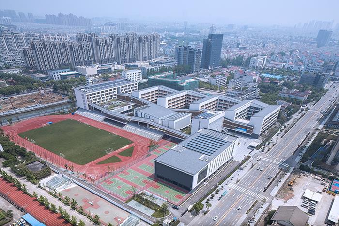 江苏省苏州实验中学原址重建项目