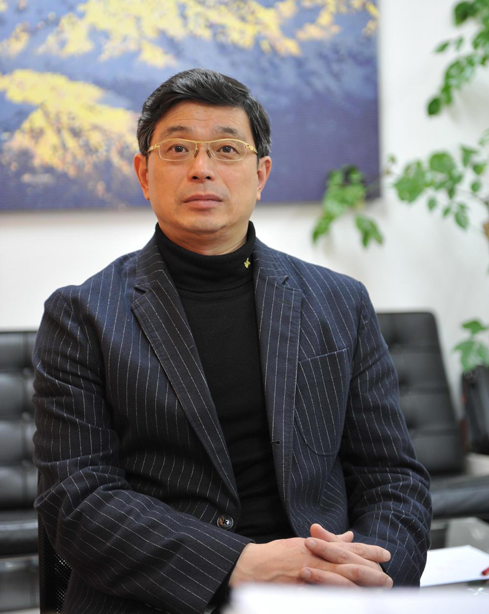 丁洁民 同济大学建筑设计研究院(集团)有限公司总工程师、总裁