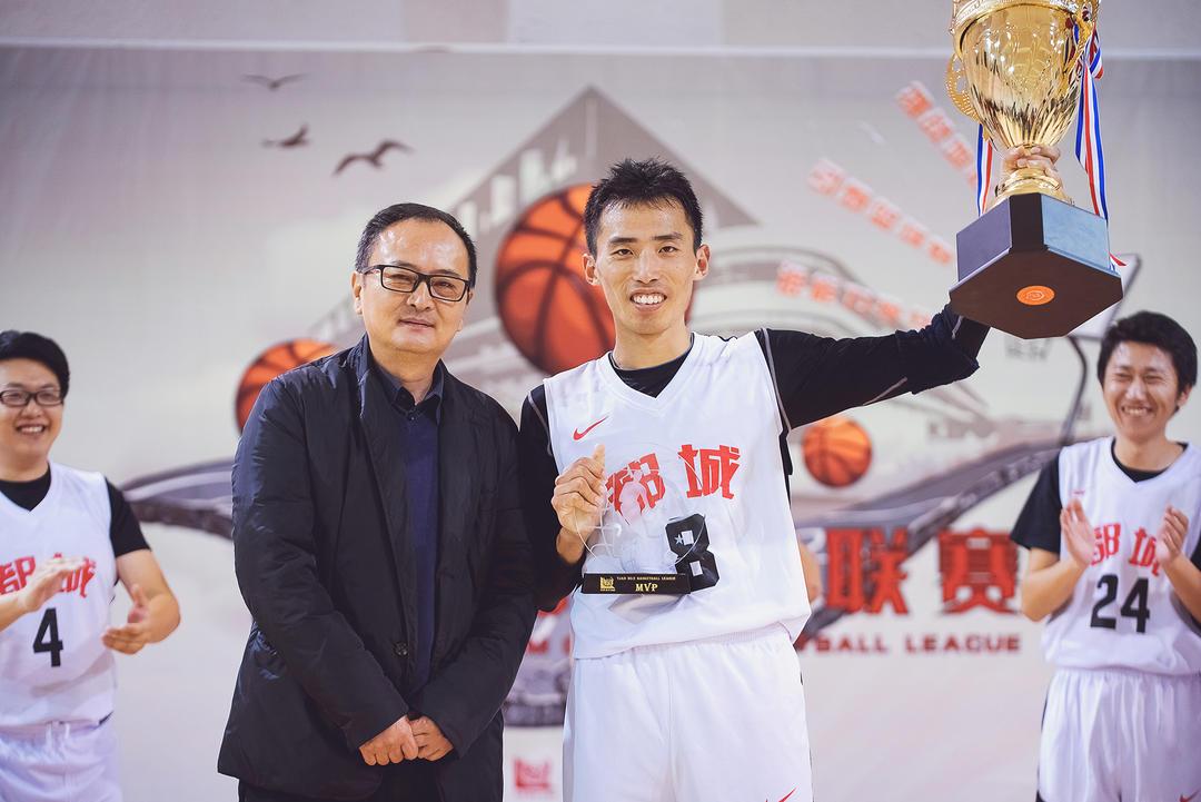 都城队李泽荣膺本届大赛MVP