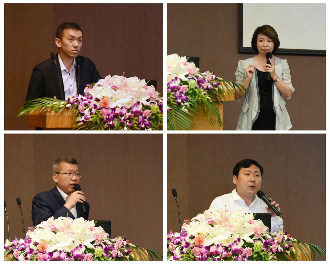 其他演讲嘉宾围绕本次主题,从各精通领域发表重要观点