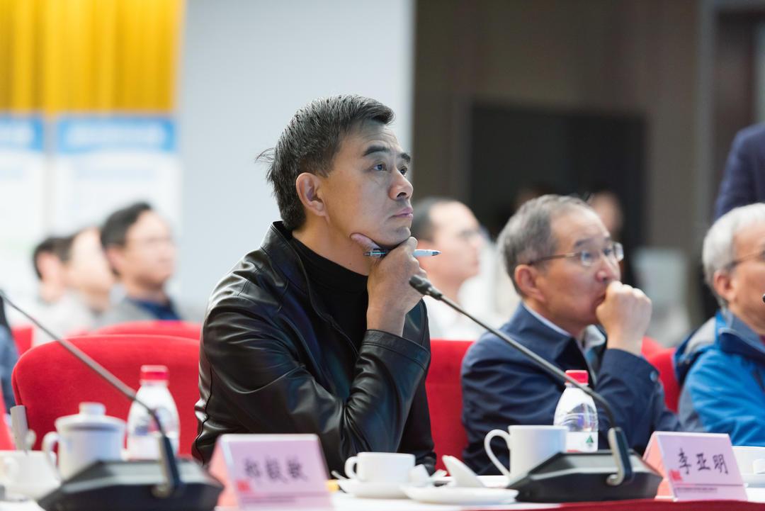 上海建筑设计研究院有限公司总工程师李亚明